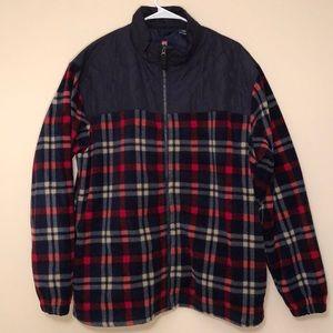 Vintage Chaps Fleece Jacket